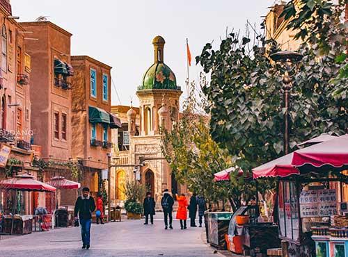 新疆喀什:2100多年的历史沉淀,藏有人间最值得一尝的风味