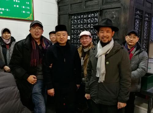 袁家村清真寺隆重举行2020年度圣纪节庆典活动