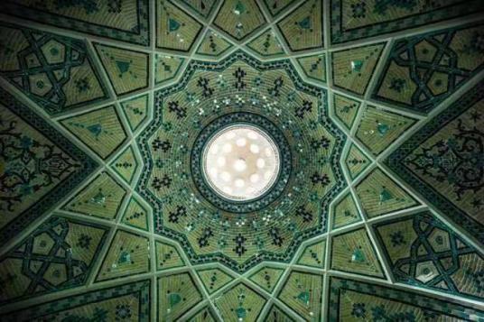 伊斯兰建筑特色 ——文明之间交相辉映