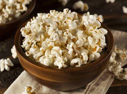 饮食历史|爆米花是怎么爆出来的?