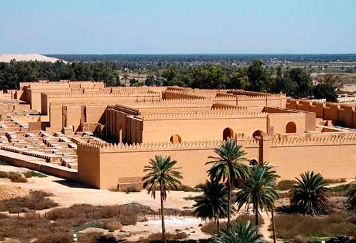千年古都巴格达