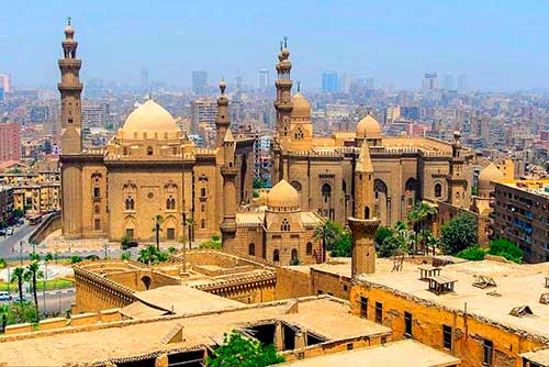 阿拉伯世界最大的城市:开罗