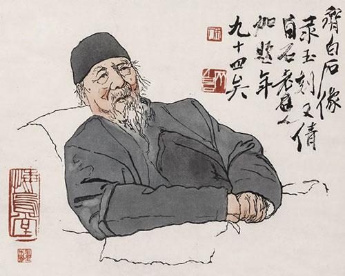 吴洪亮|木刻是黄永玉艺术的根