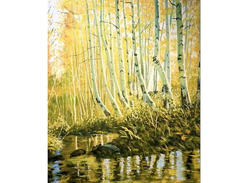 著名油画家贾琚作品展12月21日在西安隆重开幕
