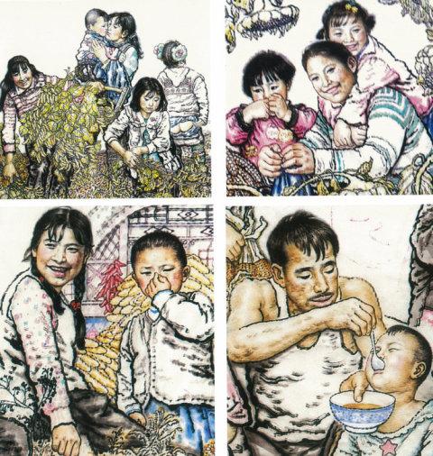 黄土画派创始人、人民的画家刘文西7月7日去世 享年86岁