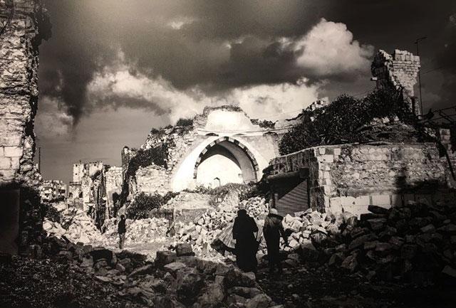 马新芳|叙利亚今昔掠影:柏雨果叙利亚摄影之行