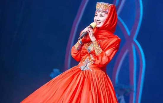 花儿公主马红莲《我的花儿梦》