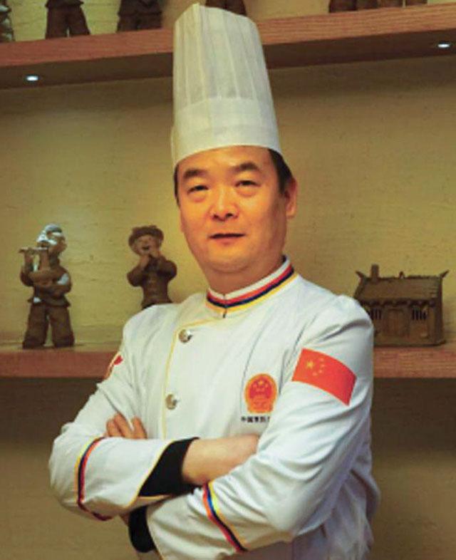 中國烹飪大師劉培慎菜點作品賞析