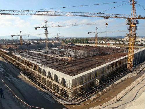 外媒:中企建造非洲最大清真寺