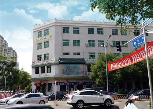 古巷老街 北京牛街