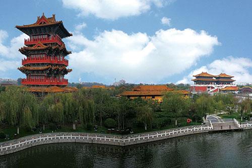 中国旅游|开封清明上河园