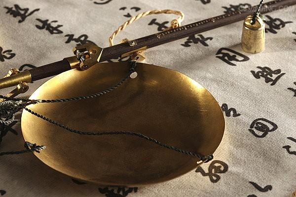 中国古代为什么定十六两为一斤呢?