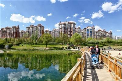 旅游|西宁有个好地方——景熙丰湿地生态公园
