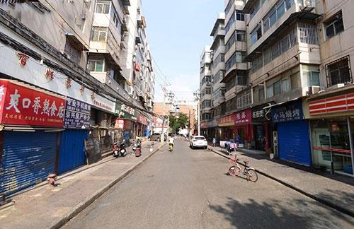 """老街古巷 唐玄宗的""""龙潜""""之地—卧龙巷"""