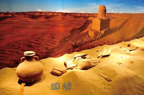 丝绸之路沿途城镇:于阗