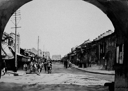 朱文杰|南大街历史渊源
