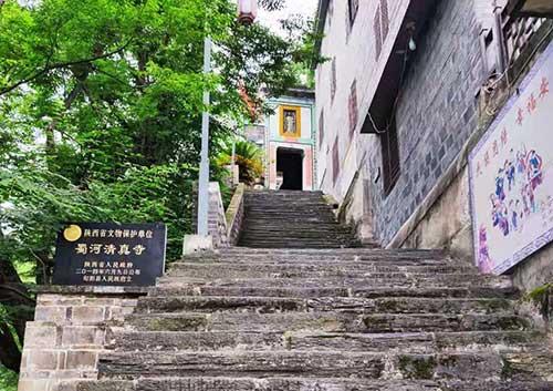 新芳|通衢商埠 石头古镇—蜀河