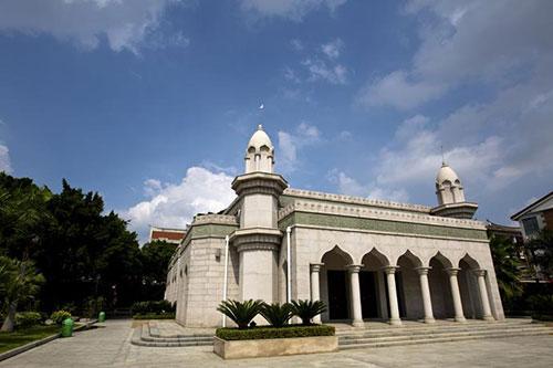 马祖林 福建泉州厦门一带看寺院